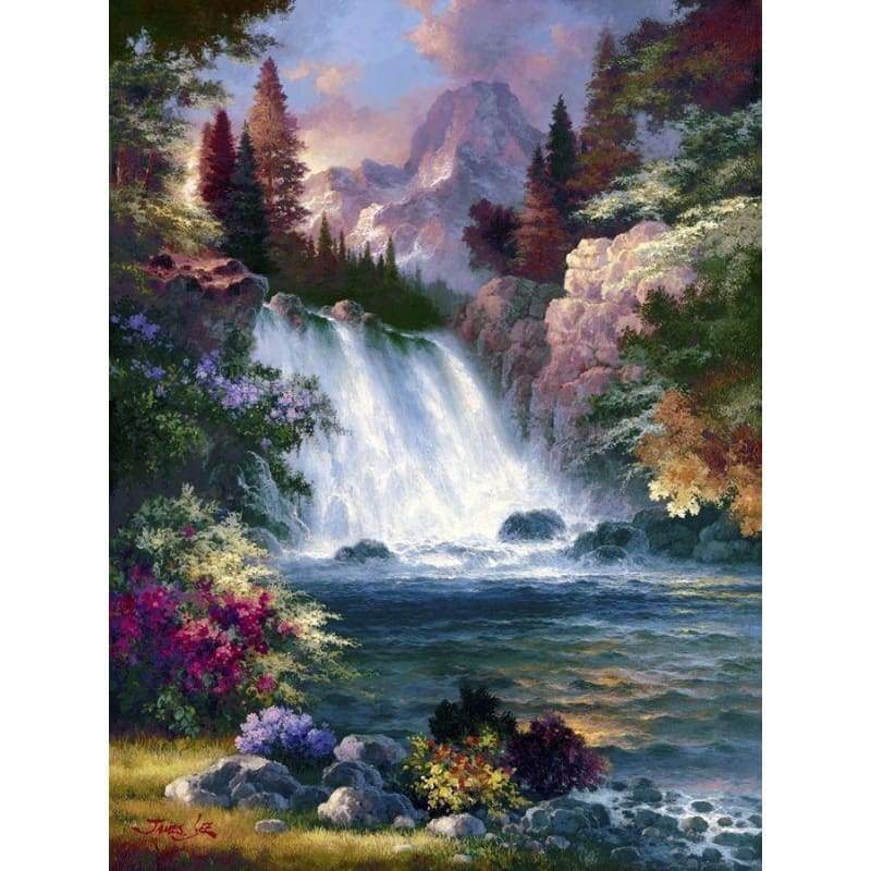 Oil Painting Style W...