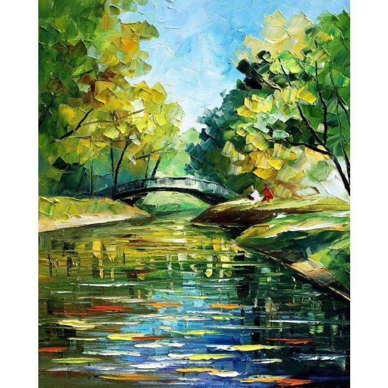 Oil Painting Style L...