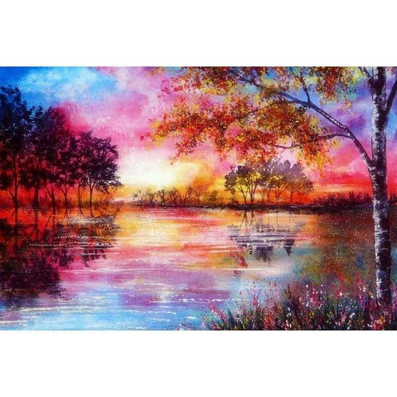 Oil Painting Style D...