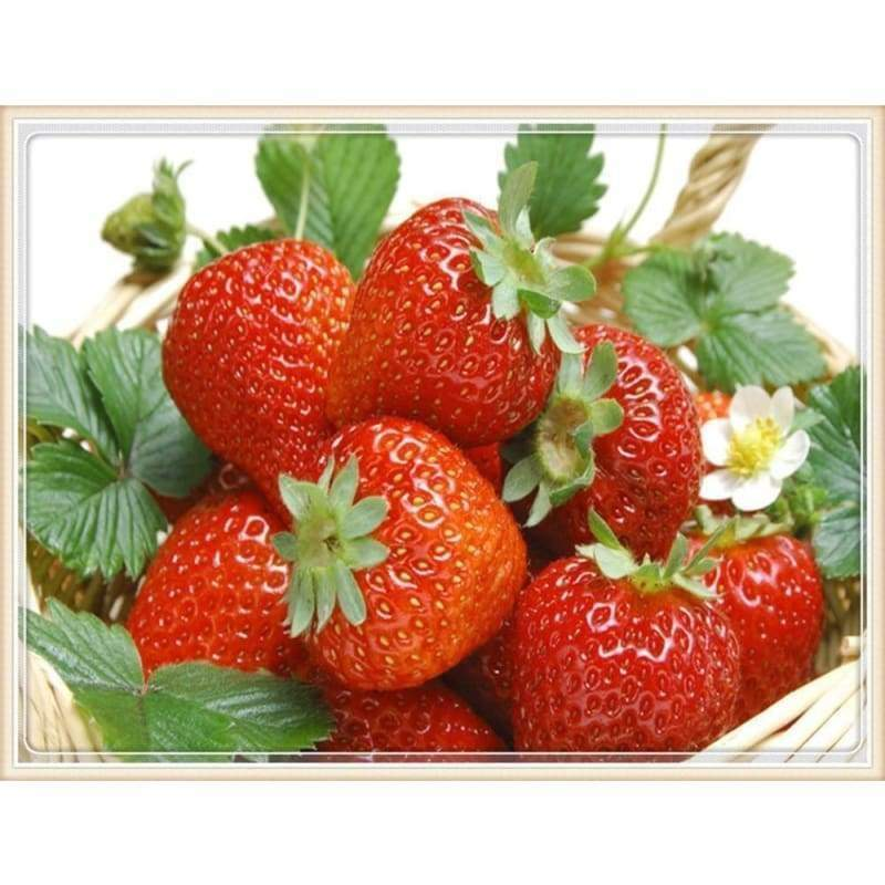 Fruits Strawberry Fu...