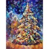 Full Drill - 5D Diamond Painting Kits Colored Drawing Christmas Tree