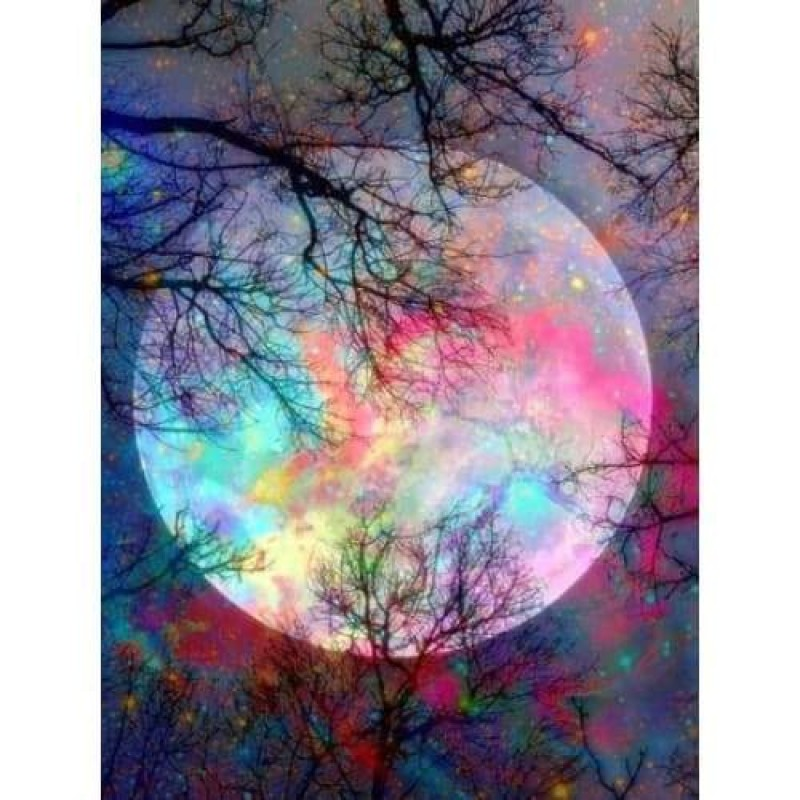 Moon Of Colours- Ful...
