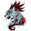 Full Drill - 5D DIY Diamond Painting Kits Bedazzled Special Colorful Leopard