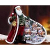 Father Christmas- Full Drill Diamond Painting